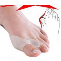 2PCS High Heels Silicone Foot Care Tool Insoles Orthotics Pedicure Feet Care Hallux Valgus Corrector