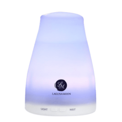 160ML Bluetooth LED Portable Aromatherapy Oil Diffuser